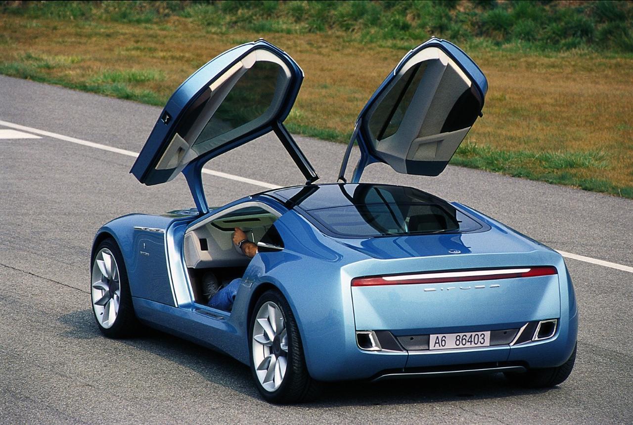 гоночный автомобиль, концепт-кар Birusa