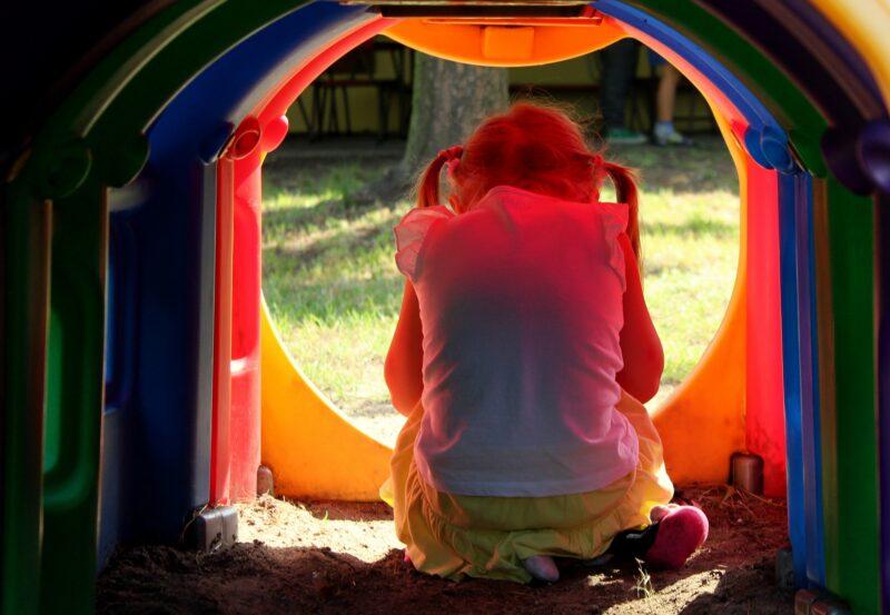 дети одиночество грусть