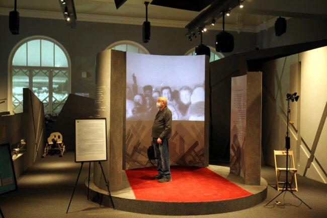 музей обороны и блокады Ленинграда, выставка картин, Великая Отечественная война