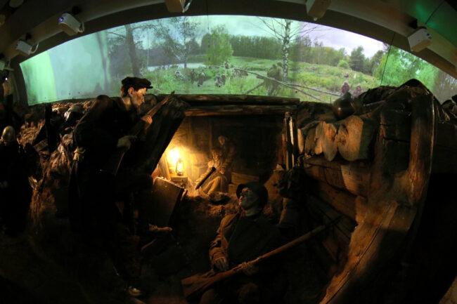 Поезд Победы, Великая Отечественная война