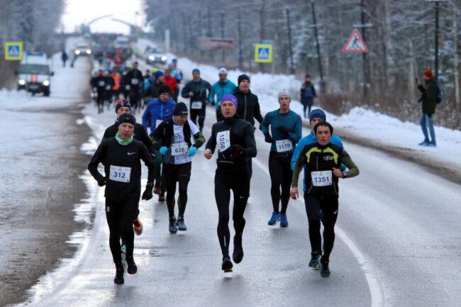 марафон Дорога жизни, спорт, бег, лёгкая атлетика