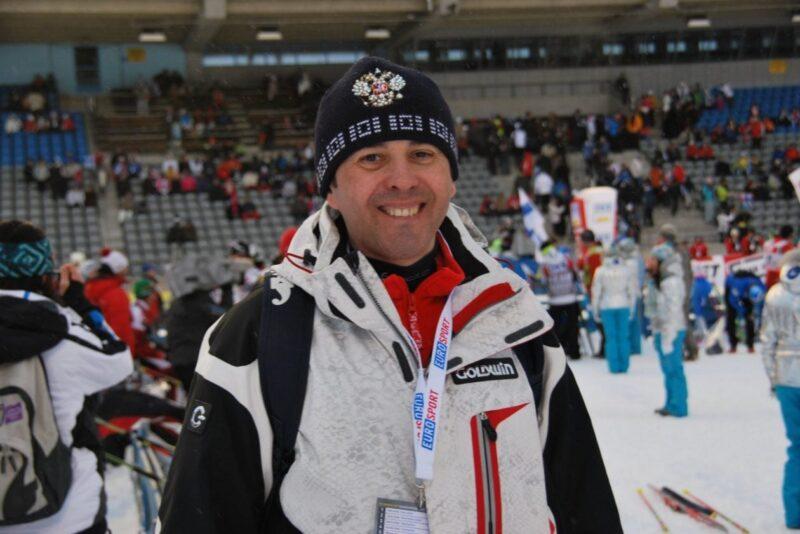 Валерий Столяров