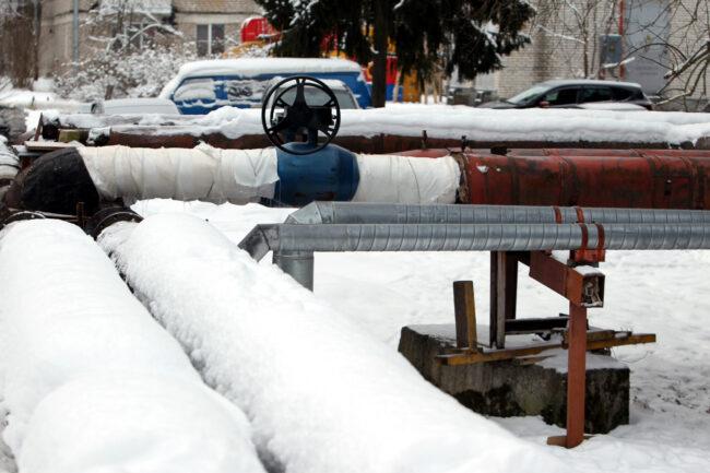 посёлок Хвойный, тепловые сети
