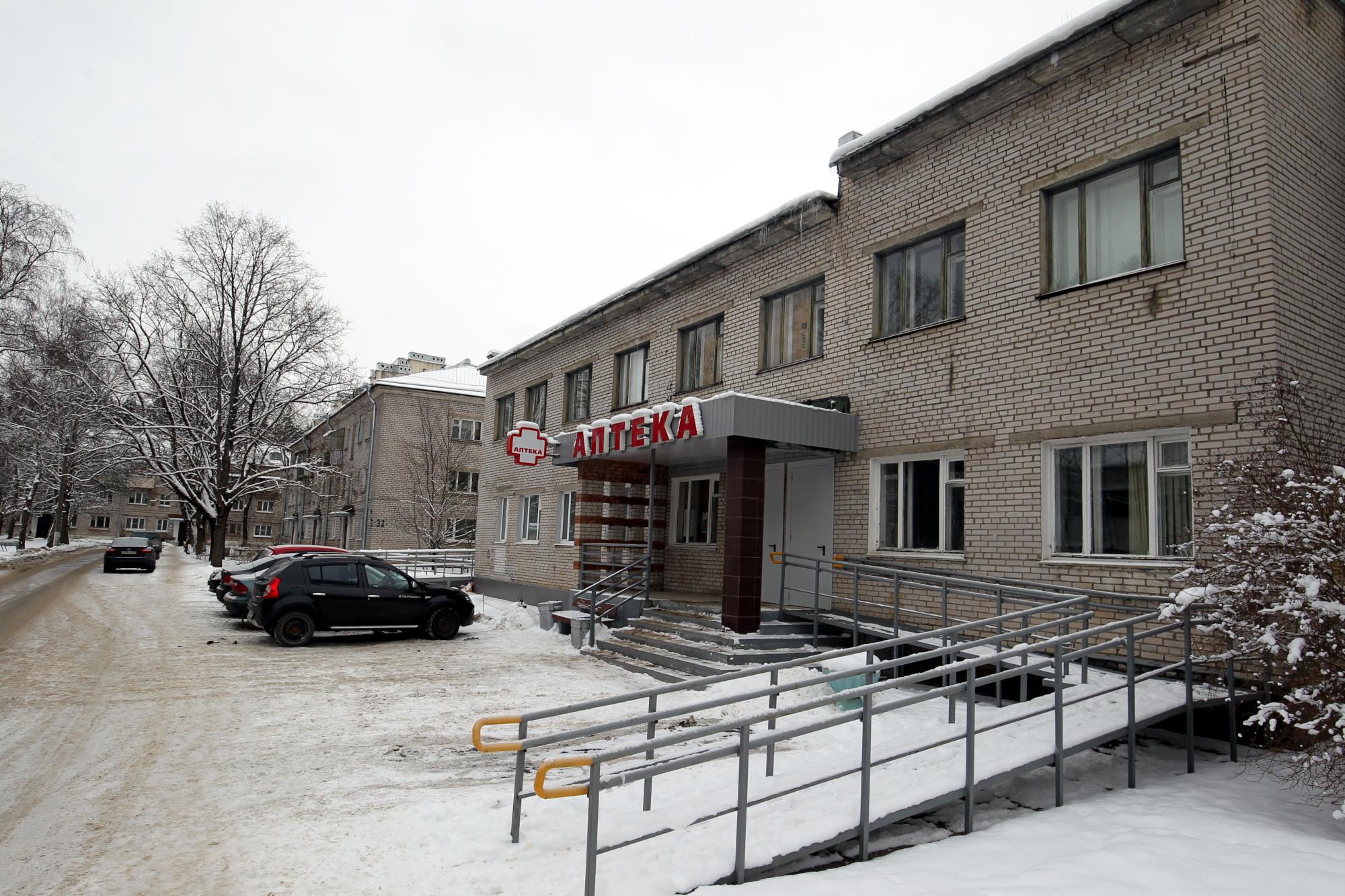 посёлок Хвойный, аптека