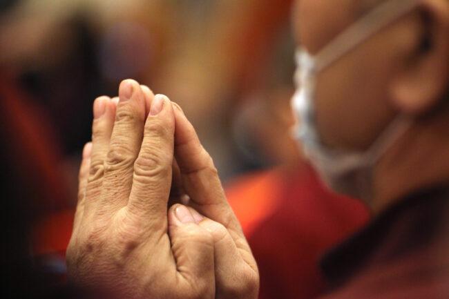 буддизм, молебен, молитва, религия