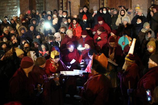 дацан Гунзэчойнэй, буддизм, новый год по восточному календарю, Сагаалган