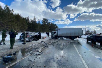 """авария на трассе """"Самара-Тольятти"""""""