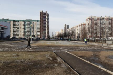 Метро проспект Большевиков