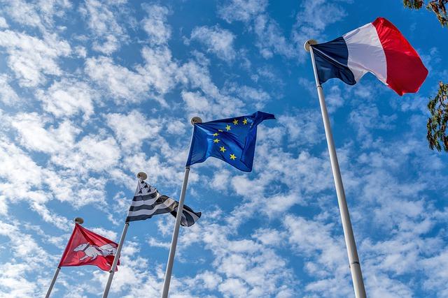 евросоюз флаги
