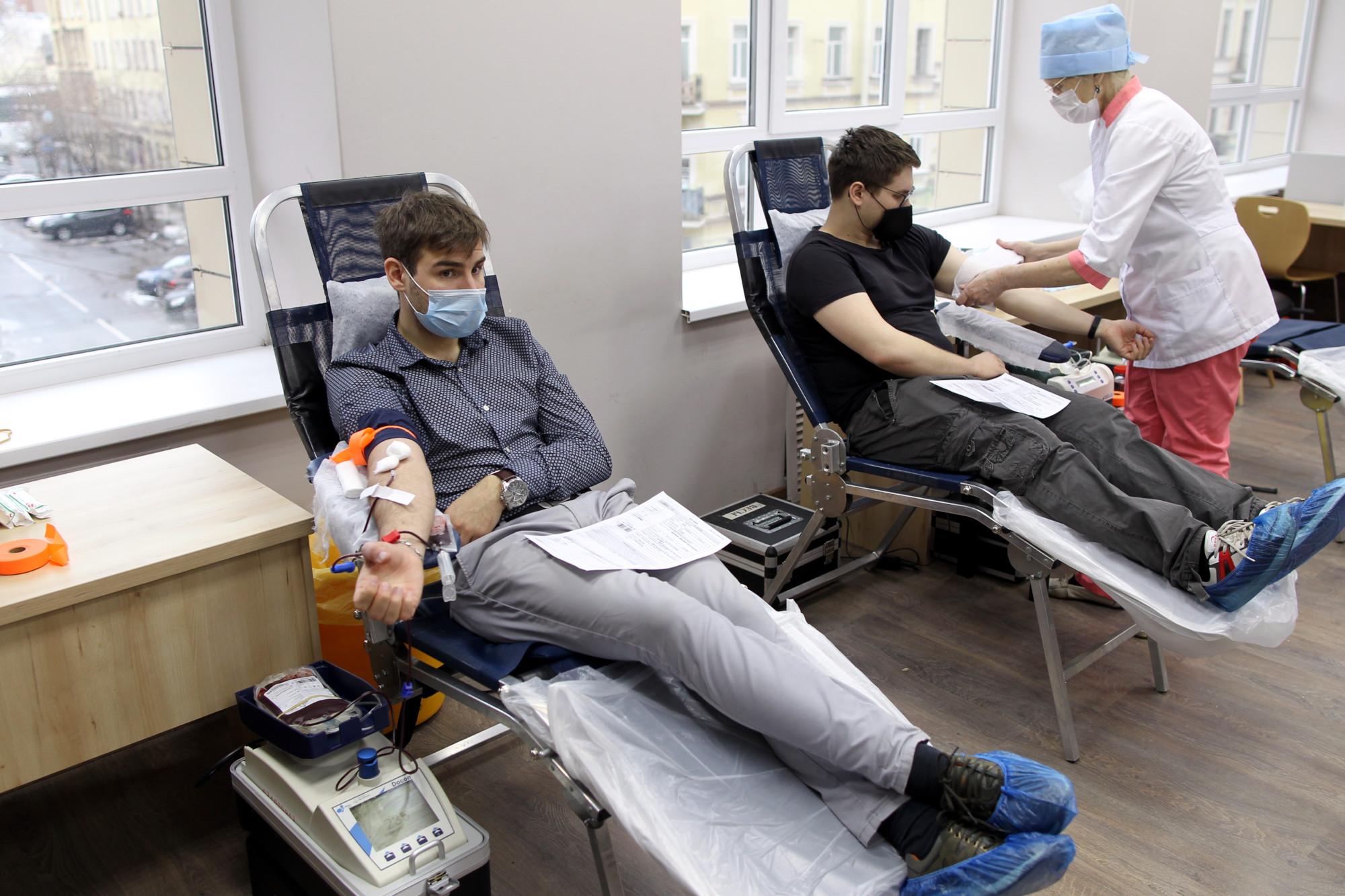 донорство, доноры крови