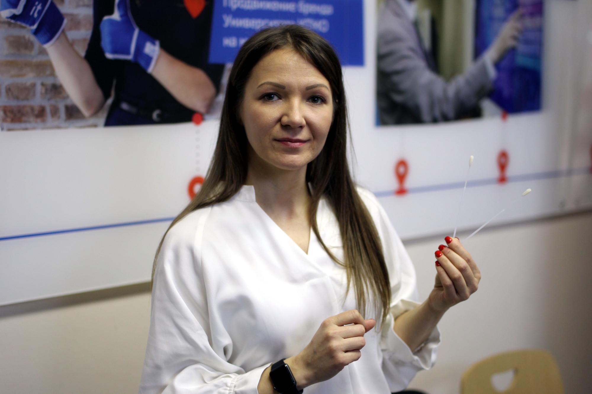 Любовь Белозёрова, директор фонда «Центр развития донорства костного мозга»