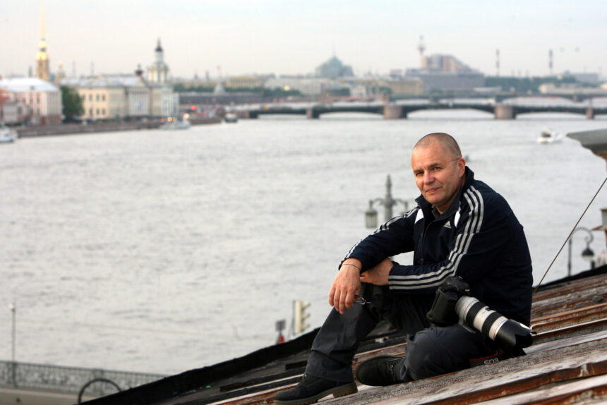 Андрей Чепакин: «Фотография меняется вместе с обществом»
