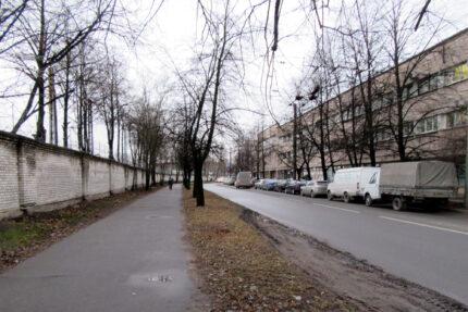 улица Книпович (Смоляная)