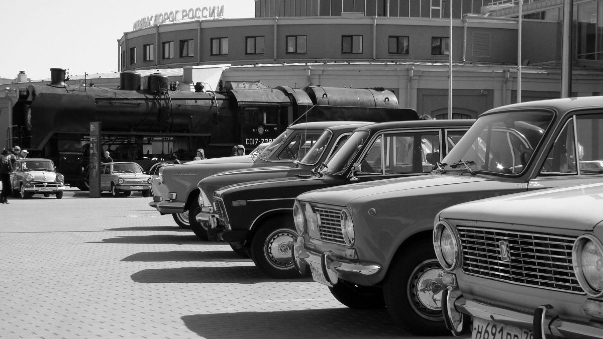 ретроавтомобили