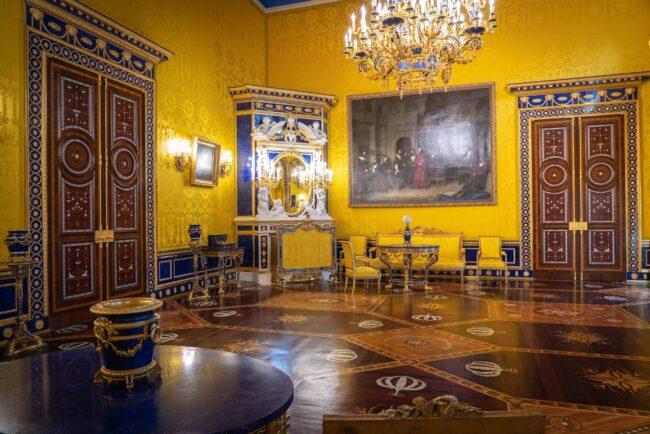 Лионский зал ГМЗ Царское Село