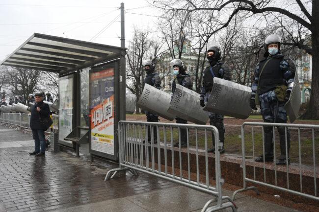 полицейский, полиция, массовая акция, Дворцовая площадь