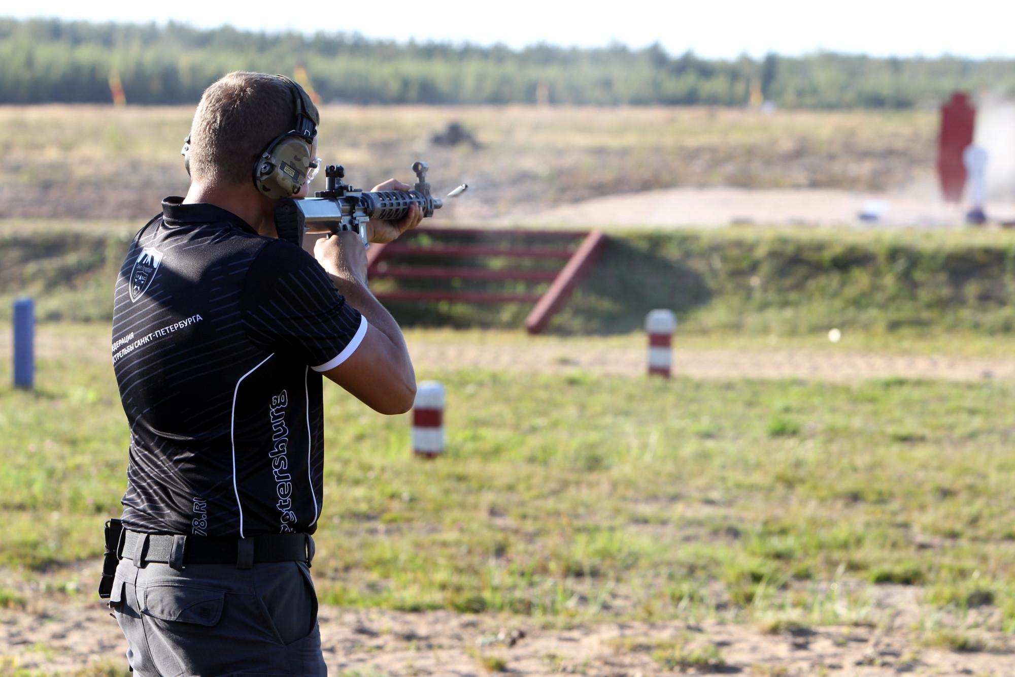 стрельба из карабина, стрелковый спорт