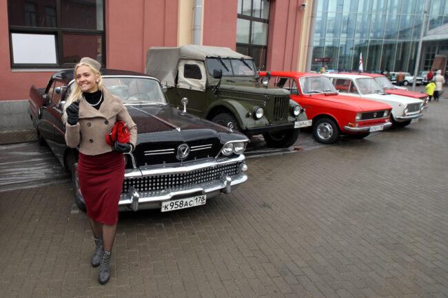 ретротранспорт, ретроавтомобили, Buick, ГАЗ