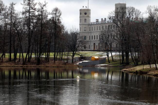 ГМЗ Гатчина, Гатчинский дворец