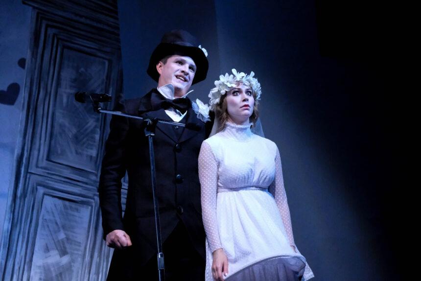 театр-фестиваль Балтийский дом, театральный фестиваль Встречи в России, Мещанская свадьба