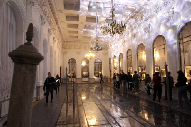 ночь музеев, особняк Румянцева, выставка Венеция