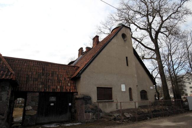 музей-усадьба художника Павла Щербова