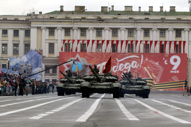 репетиция парада Победы, солдаты, военные, армия, танки