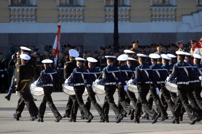 парад победы, день победы, 9 мая, армия, военнослужащие, военные моряки