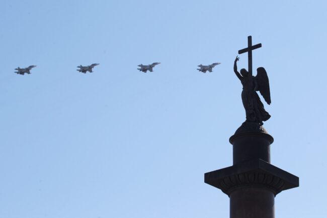 парад победы, день победы, 9 мая, армия, авиация, самолёты