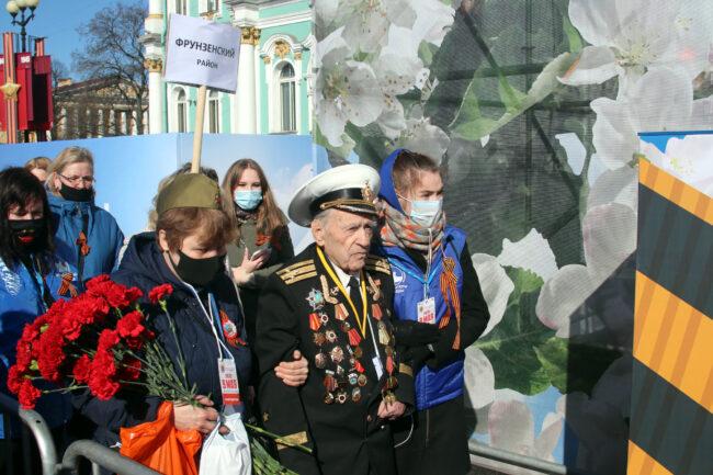 парад победы, день победы, 9 мая, ветераны