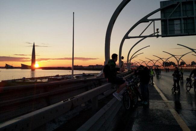 ЗСД Фест, велопробег