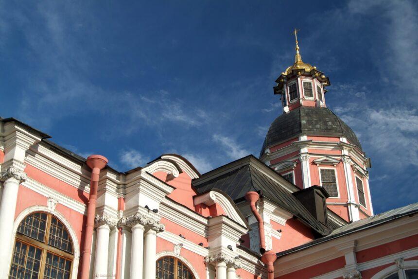 Открыта для посещения Благовещенская усыпальница Александро-Невской лавры