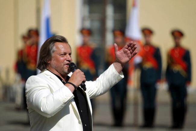 выпуск в суворовском военном училище, Василий Герелло