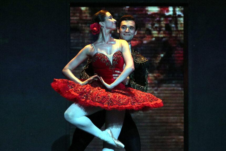 благотворительный концерт, Неравнодушное искусство, балет Дон Кихот, Мария Буланова, Роман Беляков