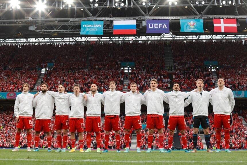 сборная России на Евро-2020