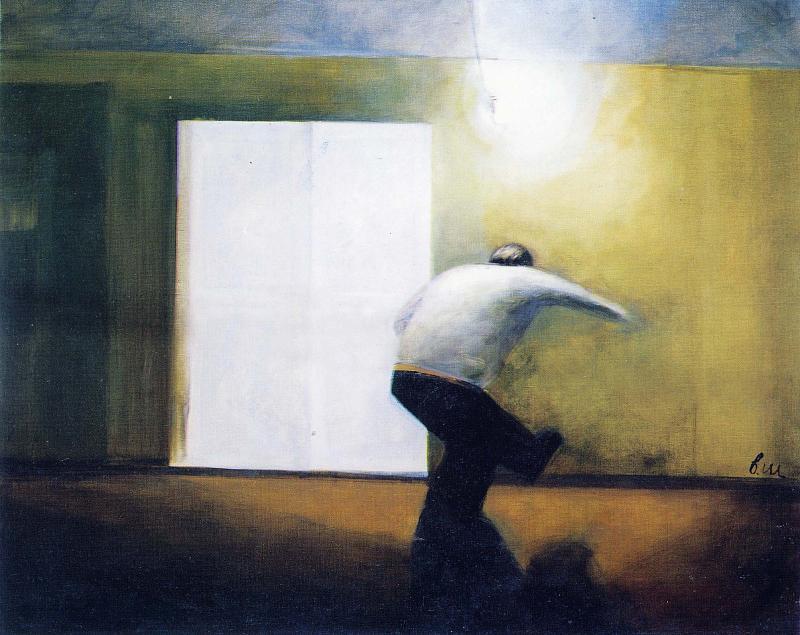 В. Шинкарев. Один танцует (1990)