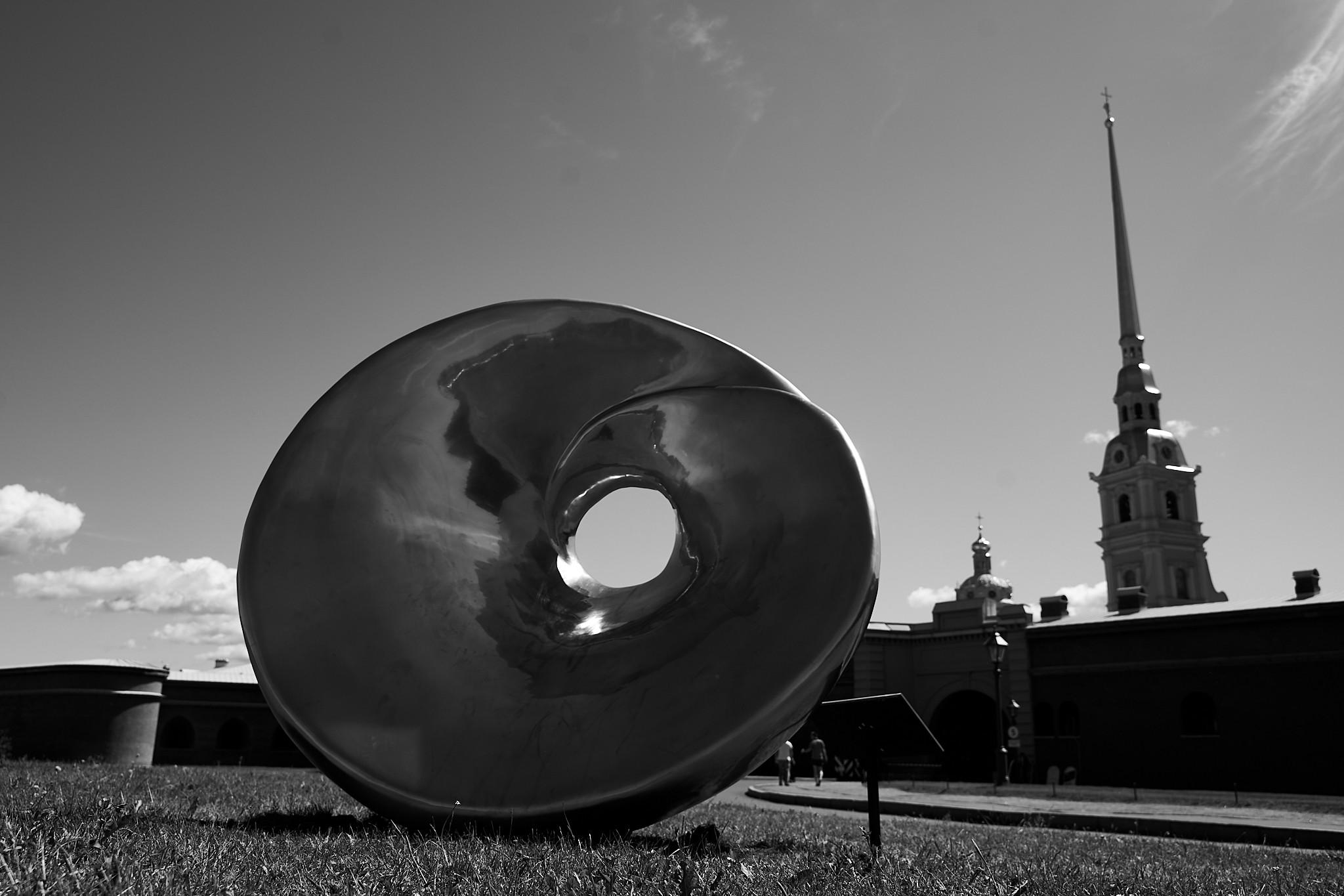 Серебряное ожерелье России, Петропавловская крепость