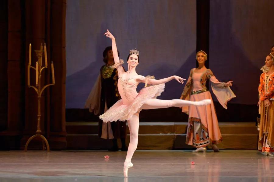 балет Раймонда