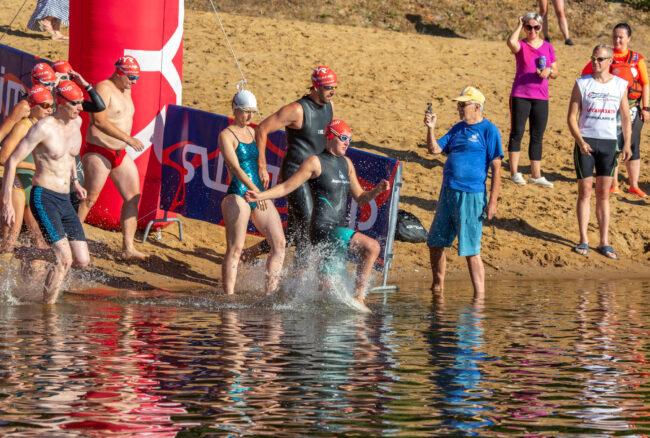 плавание, водные виды спорта, заплыв в Хепоярви