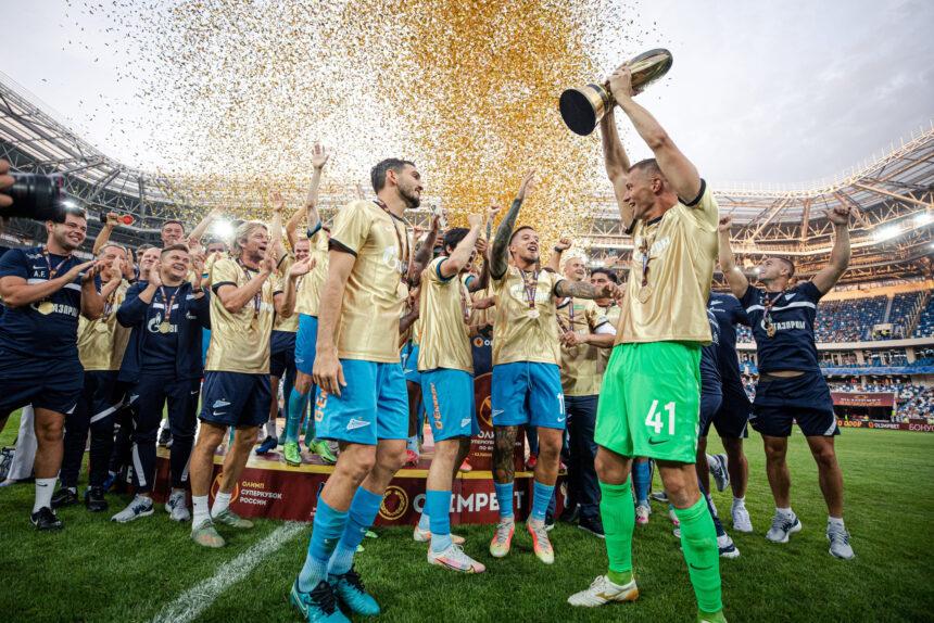 Зенит Суперкубок 2021