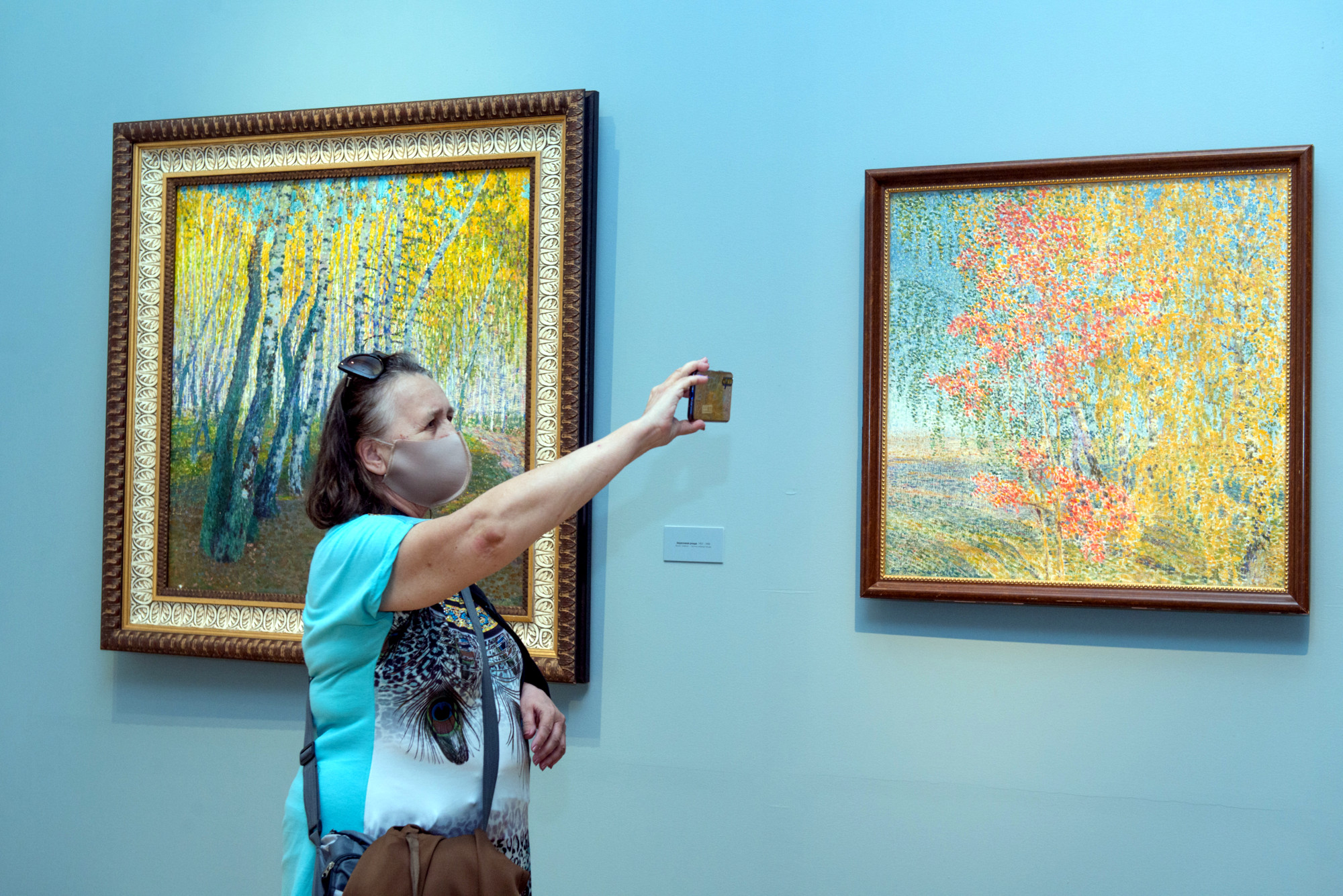 выставка Игоря Грабаря, живопись, картины, искусство, Русский музей