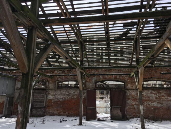пакгауз Варшавского вокзала