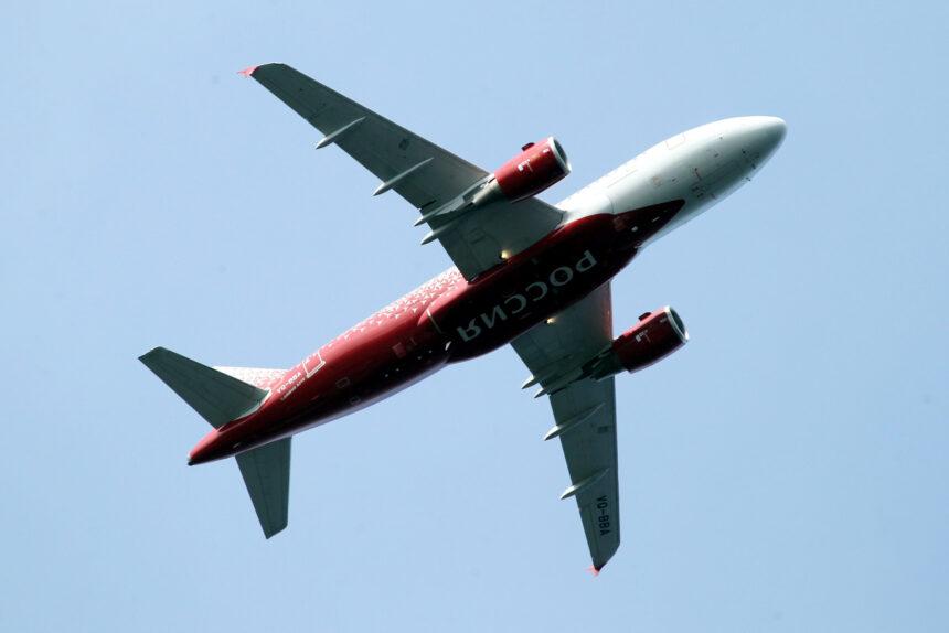 В Петербурге аварийно приземлился самолёт, летевший из Антальи