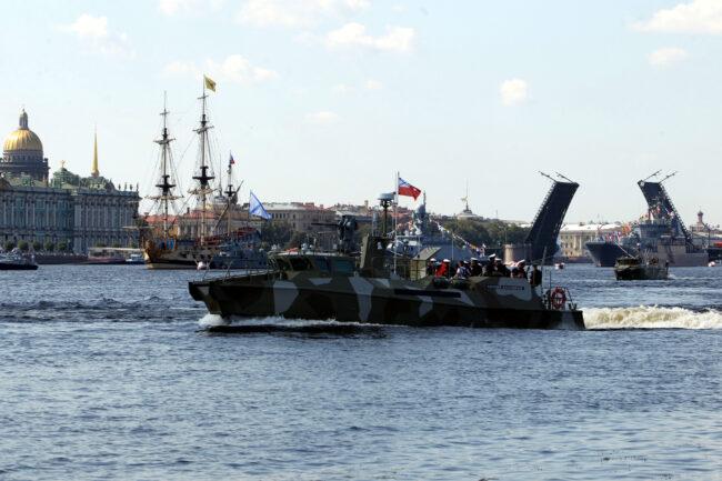 день ВМФ, репетиция парада, главный военно-морской парад, корабли