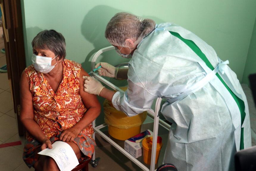 вакцинация от коронавируса, прививка