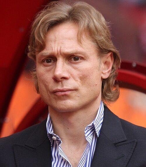 Валерий Карпин тренер