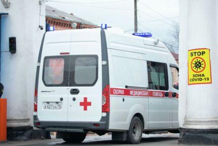 больница скорой помощи, Владикавказ, коронавирус, скорая помощь