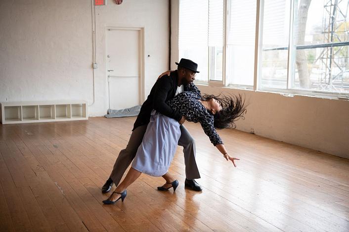 фильм Искоренённый: путешествие джазового танца