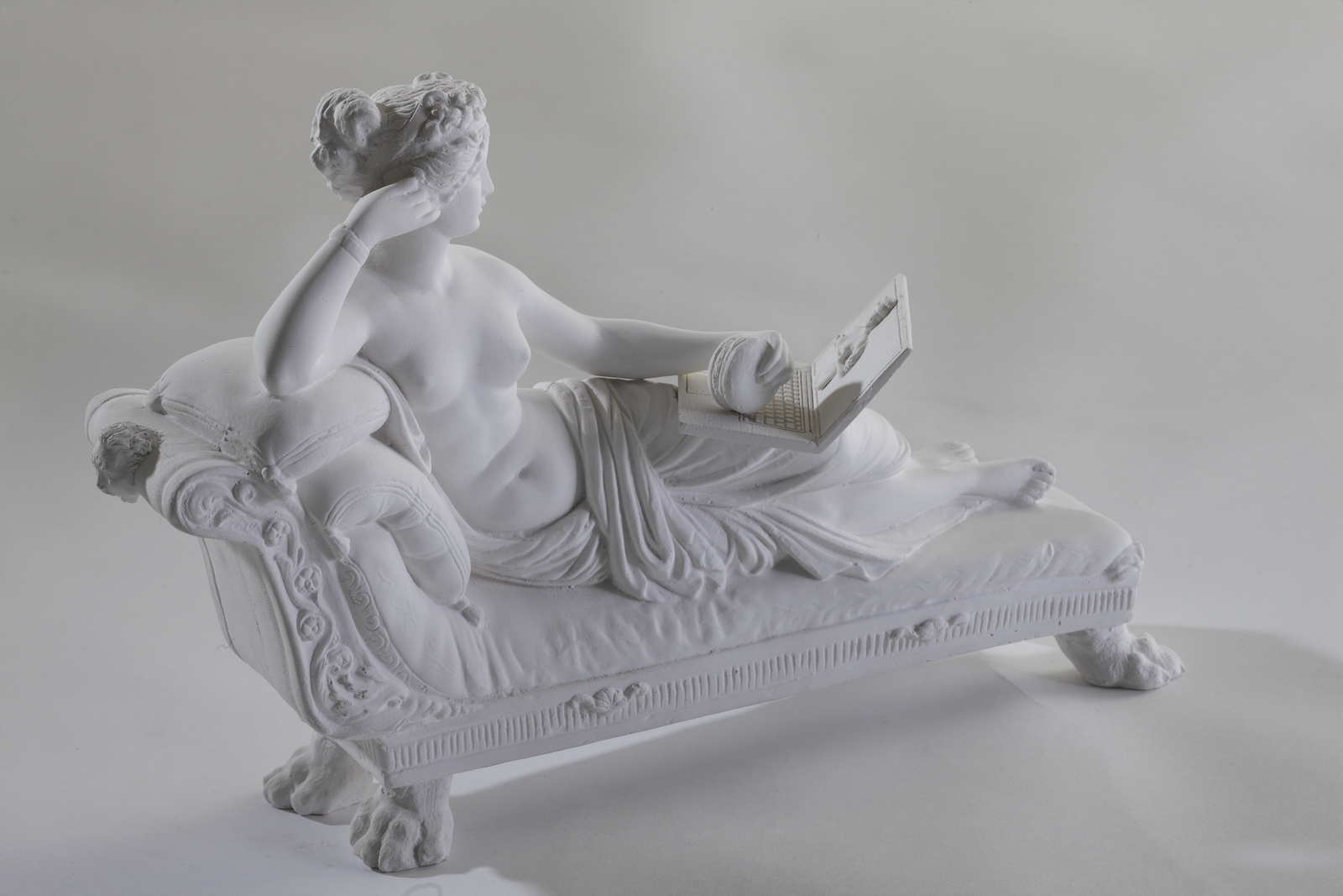Венера, выставка Раскопки луккского храма
