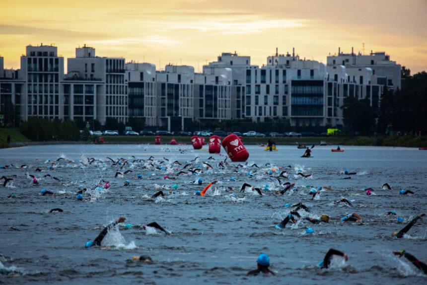«Петербург – столица триатлона»: в городе и рядом прошли крупные спортивные мероприятия